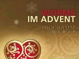 Veranstaltungsflyertitelseite (Quelle: Kultur und Veranstaltungs GmbH Worms)