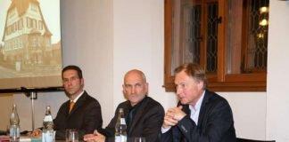 v.l.: Ulrich, Becker, Nagel (Foto: Andreas Böhringer)