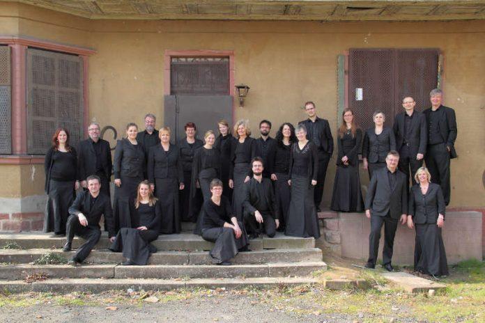 Schwetzinger Kammerchor Quatro Forte (Foto: ANKH-Lichtbildnerei / Ralf Grimmig)