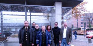 Besuch aus Uschgorod