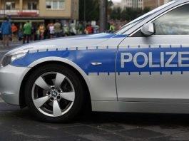 Funkstreifenwagen der hessischen Landespolizei (Foto: Holger Knecht)