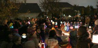 Sankt Martinsfest in der Kita Buntspecht (Foto: Stadt Heppenheim)
