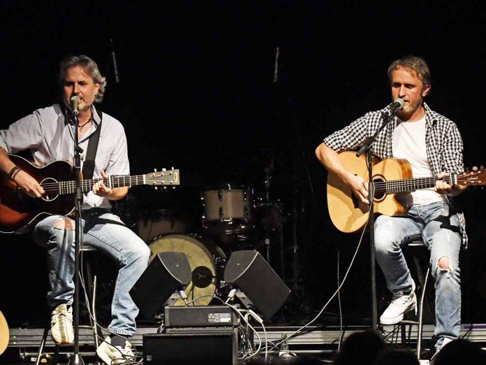 Thomas Wacker und Thorsten Gary (Foto: Helmut Dell)