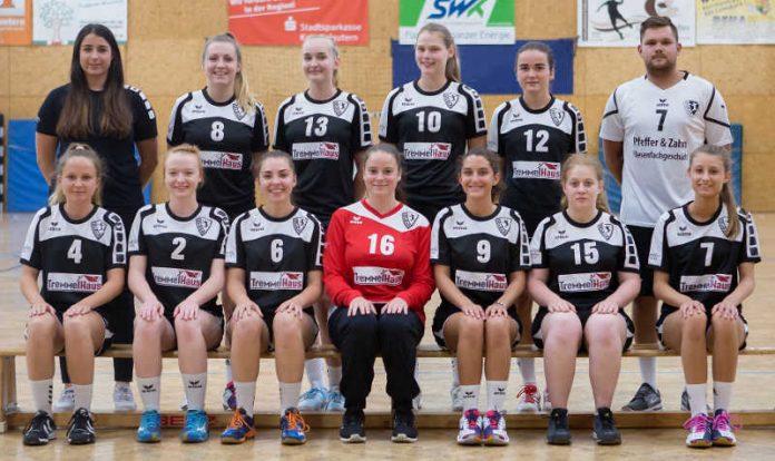 TuS 04 Dansenberg_wA-Jugend_Saison 2017-18