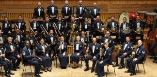 USAFE Band (Foto: USAFE Band)