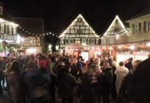 Ambiente Weihnachtsmarkt Rockenhausen (Foto: Verbandsgemeindeverwaltung Rockenhausen)