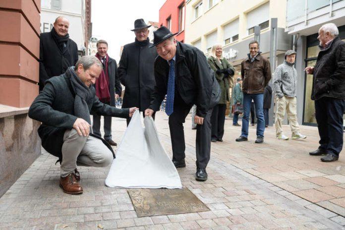 Der Weg der Weinlegenden wurde eingeweiht (Foto: Fotoatelier AD LUMINA Ralf Ziegler)
