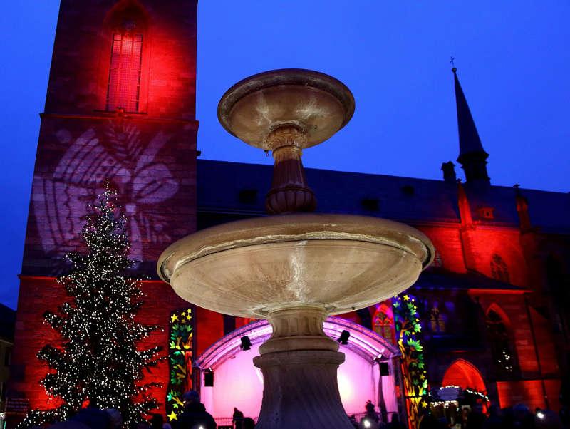 Weihnachtliches Neustadt (Foto: Paola Tonello)