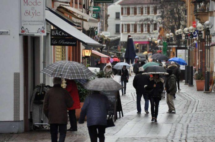 Zieht auch bei herbstlichem Wetter viele Besucherinnen und Besucher an: Die attraktive Landauer Innenstadt. (Foto: Stadt Landau in der Pfalz)