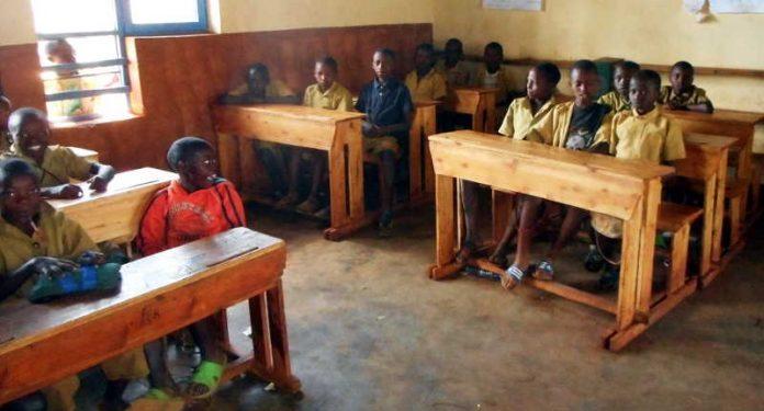 Unterricht Ruanda