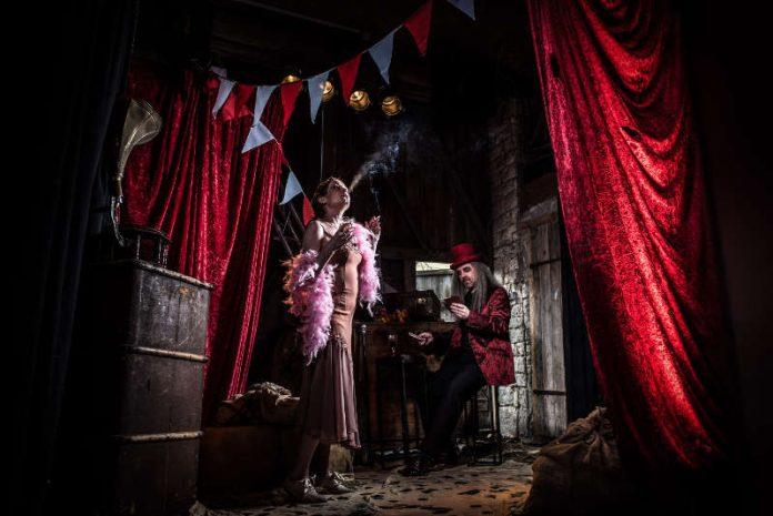 Morvellis mörderisch-magisches Kabinett (Foto: Kelly Entertainment)
