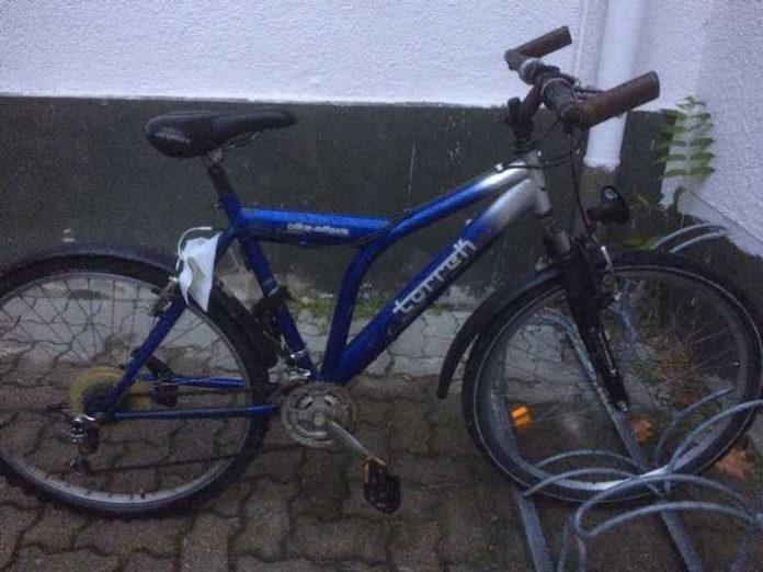 Wer erkennt dieses Rad? Wer kennt den Besitzer?