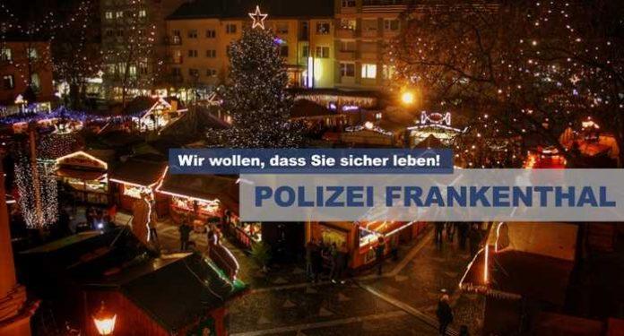 Wo Ist Heute Ein Weihnachtsmarkt.Frankenthal Heute Beginnt Der Weihnachtsmarkt Hinweise Der
