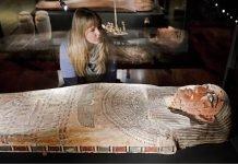 Impression aus der Ägypten-Ausstellung (Foto: © rem)