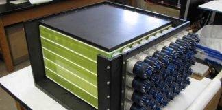 Prototyp Antineutrino-Detektors