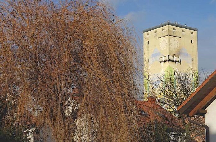 Mutterstadter Wasserturm (Foto: Gerd Deffner)