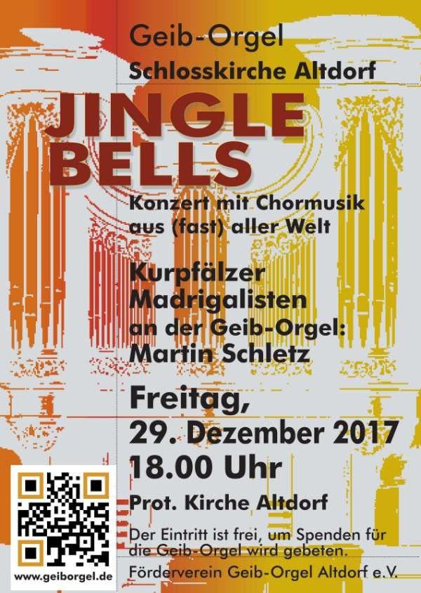 Altdorf: JINGLE BELLS - Beliebte Weihnachtslieder aus (fast) aller ...