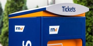 rnv-Ticketautomat (Foto: rnv)