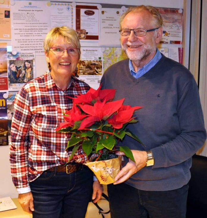 Ulla Baumgärtner und Heinz Zingen