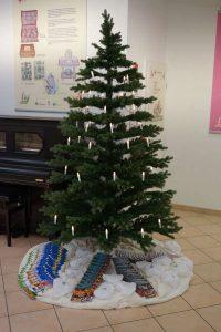 Weihnachtsaktion im Karl-Wörn-Haus (Foto: privat)
