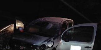 Unfallbeteiligter Pkw/L 367 (Foto: Polizei RLP)