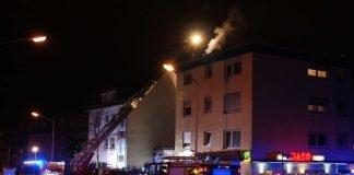 Brandgeruch zog weiträumig durch die Innenstadt (Foto: Feuerwehr Darmstadt)