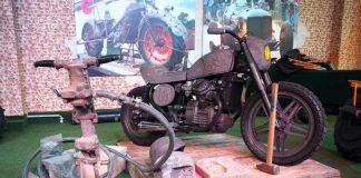 """Ausstellungsstück der Dauerausstellung """"Crazy Wheels - Verrücktes auf Rädern"""" (Foto: Technik Museum Sinsheim)"""