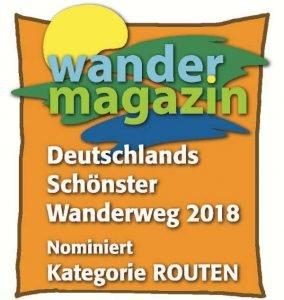 Wandermagazin-Logo (Quelle: OutdoorWelten GmbH)