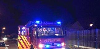 Feuerwehreinsatz in Brühl (Foto: Feuerwehr Brühl)