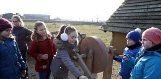 Ferientag (Foto: UNESCO Welterbe Kloster Lorsch / Ludwig Maerz/LM-Fotografie)