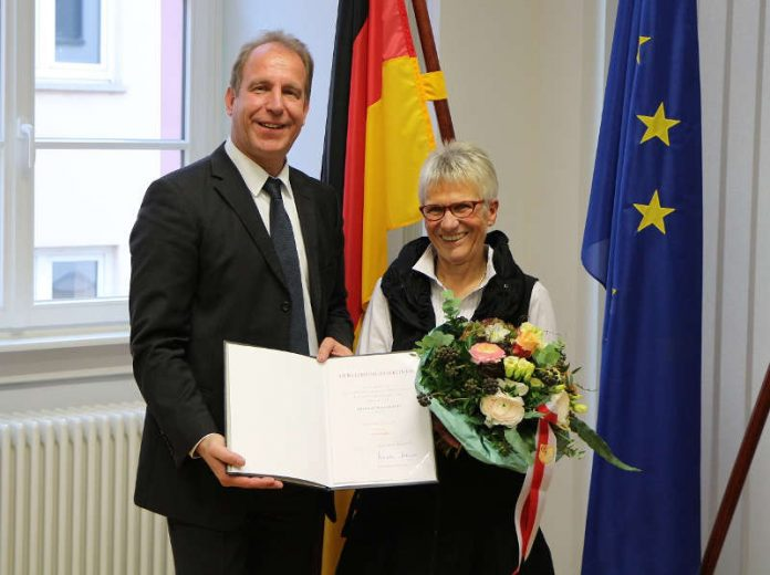 Randolf Stich und Dagmar Lehmann (Foto: MDI)