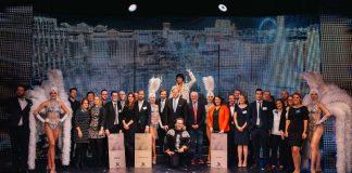 Die Preisträger des 7. Marketing-Preis in der Metropolregion Rhein-Neckar sowie Vorstand und Beirat des Marketing Club Rhein-Neckar. (Foto: Marc Wiegelmann)