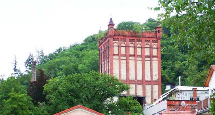 Hildebrandsche Mühle in Weinheim (Foto: Stadtverwaltung Weinheim)