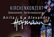 Veranstaltungsplakat (Quelle: Hofmann Management GmbH / D. Beckmann)