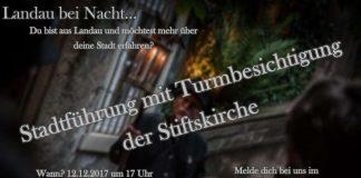 Veranstaltungsplakat (Quelle: Stadt Landau in der Pfalz)