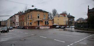 """Die """"Schlössel-Kreuzung"""" ist ein neuralgischer Punkt im Straßennetz der Stadt Landau und besonders während der """"Rush Hour"""" viel befahren. (Foto: Stadt Landau in der Pfalz)"""