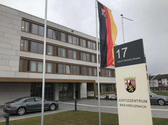 Das Neue Justizzentrum Bad Kreuznach (Foto: Ministerium der Justiz)