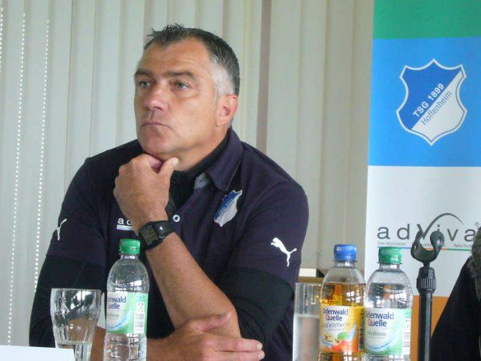 Jürgen Ehrmann (Foto: Hannes Blank)