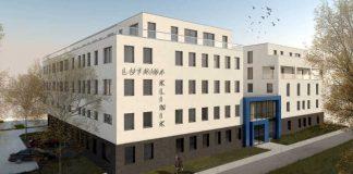 Neubau Lutrina Klinik im PRE-Park