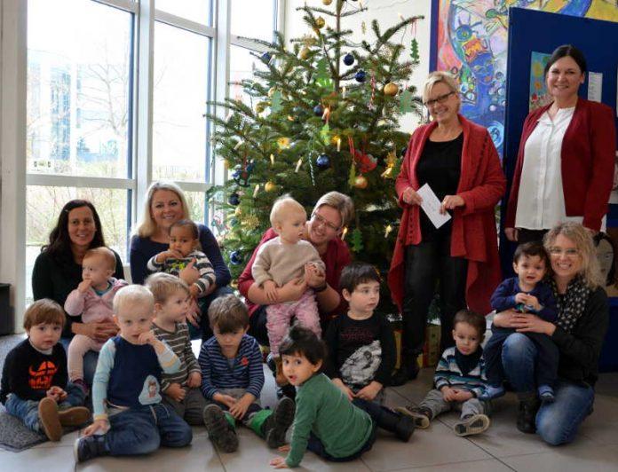 Ingelheim Weihnachtsbaum