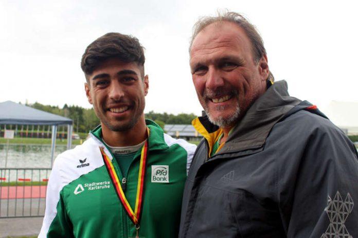 Saeid & Trainer Detlef Hofmann (Foto: AMR)