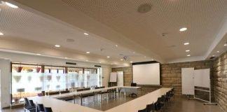 Seminarraum Mannheim (Foto: bfv)