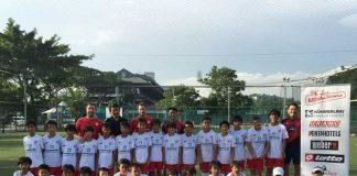 05er Fußballschule zu Gast in Singapur. (Foto: Mainz 05)