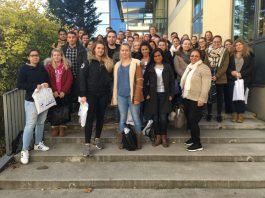 Auszubildende in der Gesundheits- und Krankenpflege (Foto: Klinikum Darmstadt GmbH)
