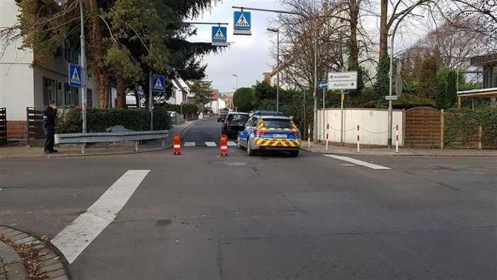Verkehrsunfall Südring