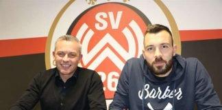 SVWW-Sportdirektor Christian Hock und Markus Kolke. (Foto: svww.de)