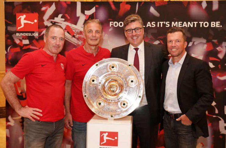 Vorstellung der Pläne (Foto: Eintracht Frankfurt)