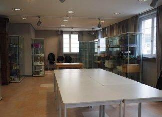 Die Museumspädagogik verfügt über neue Räume. (Foto: Stadt Frankenthal)
