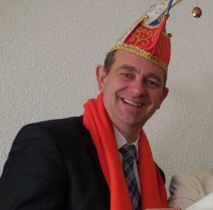 Bürgermeister Christian Schönung (Foto: Stadt Lorsch)