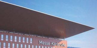 Eine direkte Verbindung vom Hauptbahnhof zum Messegelände in Forchheim bietet der Messe-Express der Verkehrsbetriebe Karlsruhe (Foto: VBK)